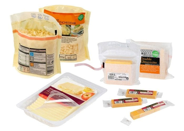 packets of cheese