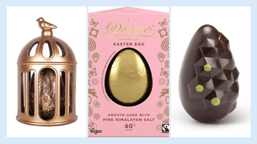 luxury easter eggs