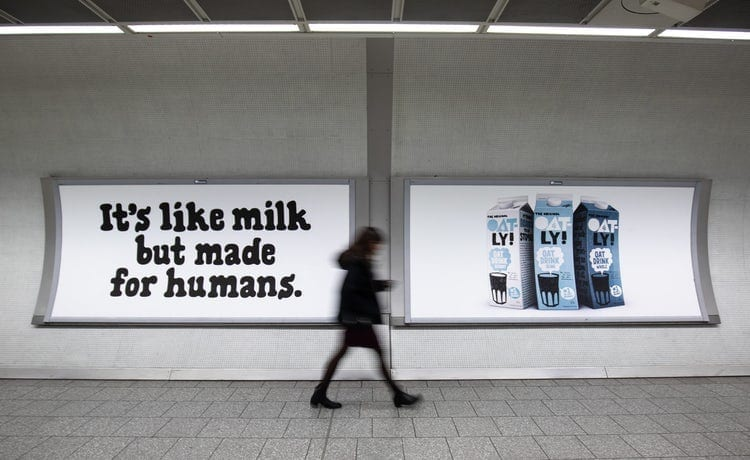 oatly billboard