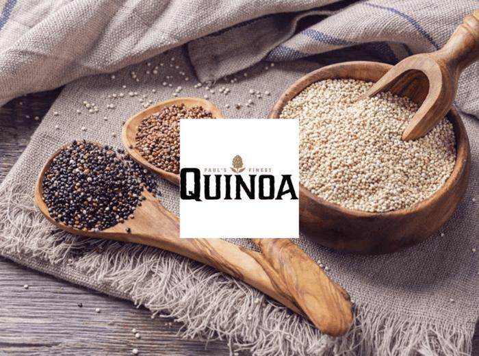 pauls quinoa logo
