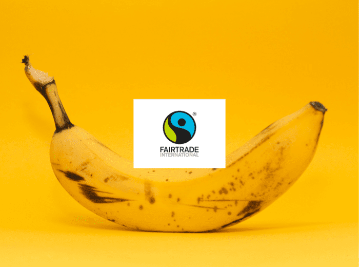 fairtrade banana