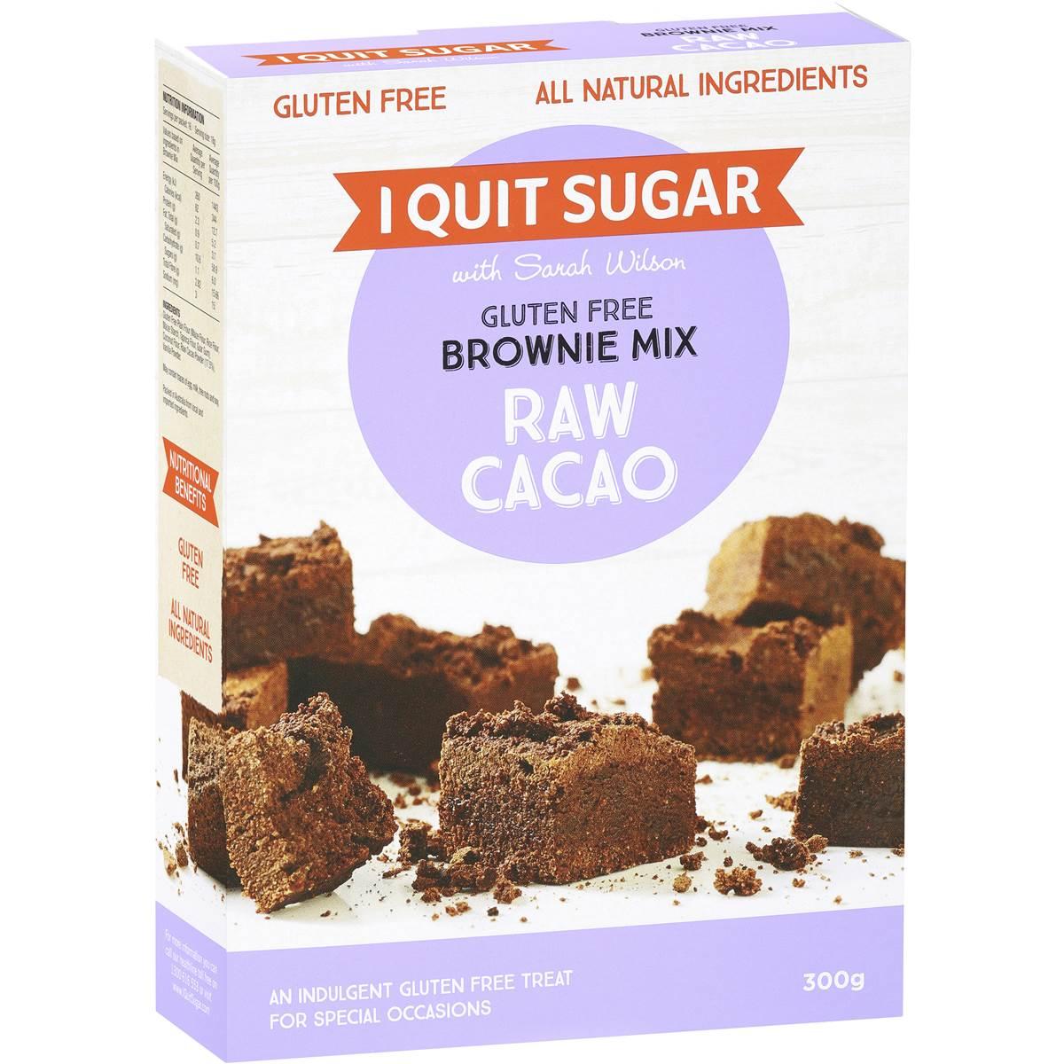 I Quit Sugar mix