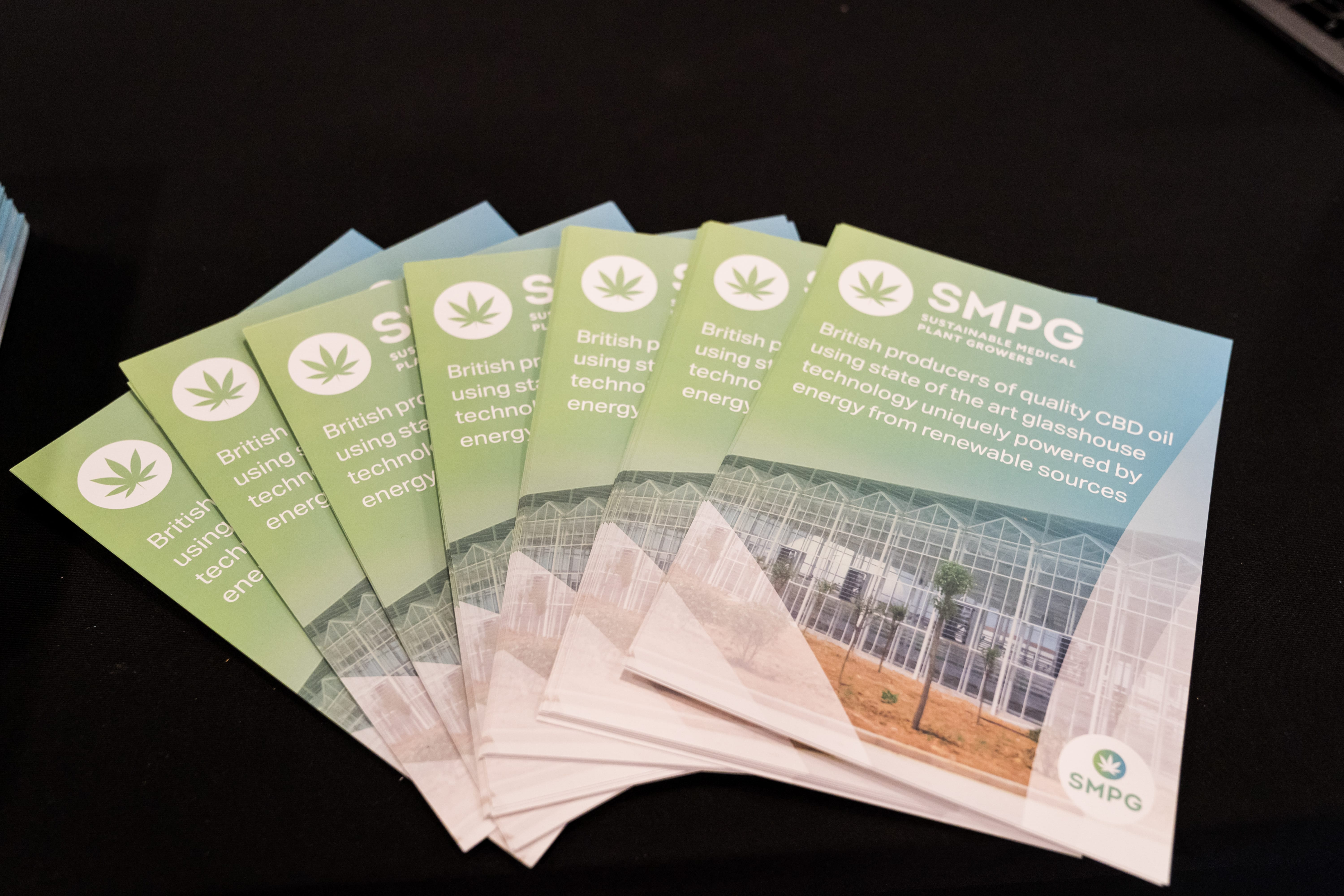 Sustainable Medical Plant Growers Plc (SMPG) brochures