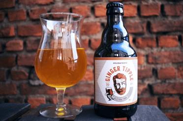 ginger tipple bottle