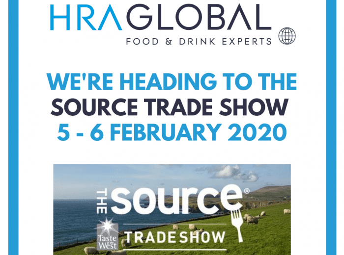 hra global source trade show poster