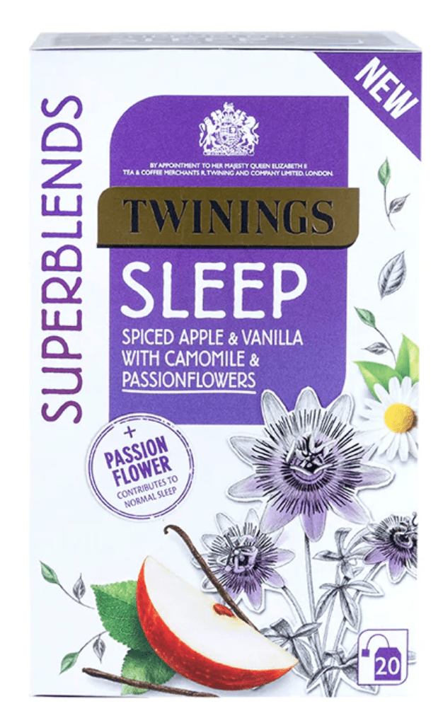 twinings sleep tea