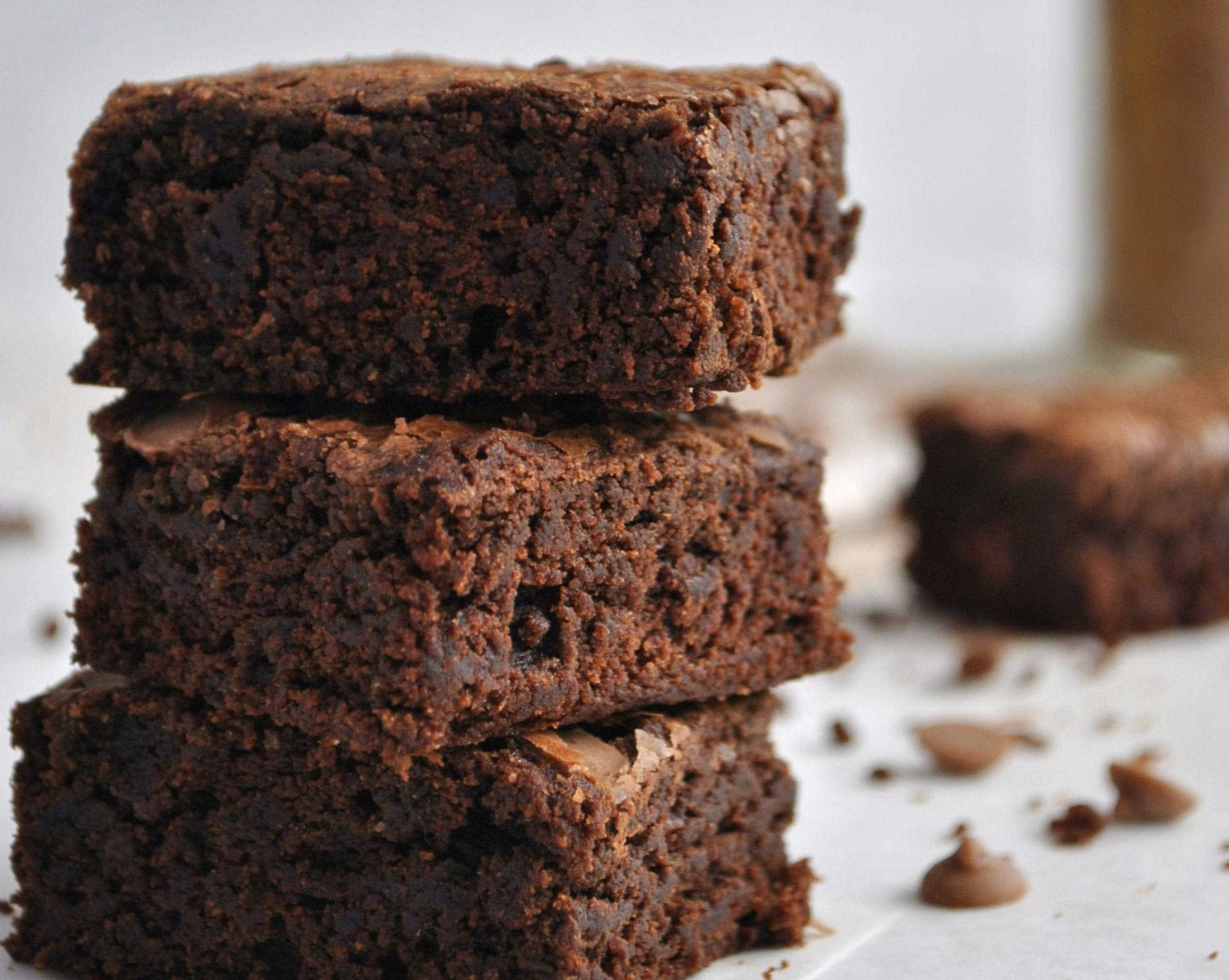 food thoughts brownie